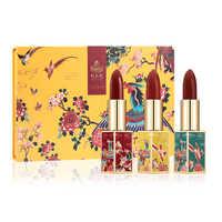 CATKIN X SOMMER PALACE Lippenstift, Rouge Rot Lange Anhaltende Feuchtigkeits Lip Stick Make-Up