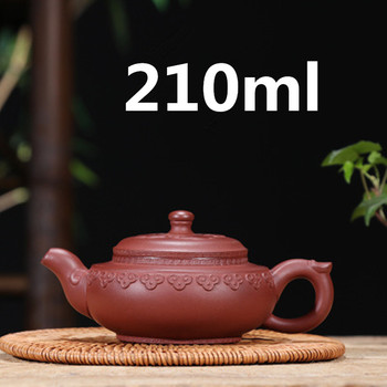 Teapot Yixing Zisha Clay Chinese Porcelain Teapots Tea pot Ceramic 210ml New Arrived High Quality With Gift Box