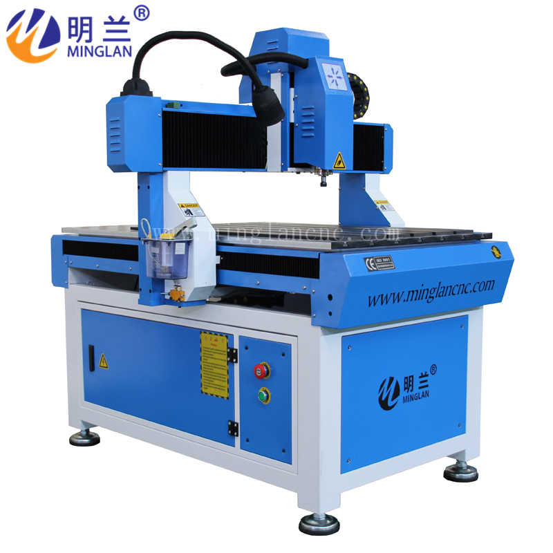 6090 CNC Engraving Machine with Ncstudio Control/ Built in Control Cabinet
