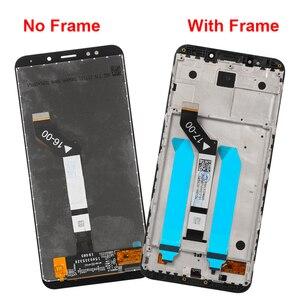"""Image 2 - Pour Xiaomi Redmi 5 Plus écran LCD écran tactile 100% nouveau FHD 5.99 """"numériseur assemblée accessoire de remplacement pour Redmi5 Plus"""