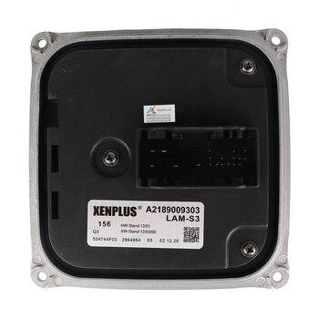 NEW A2189009303 XENPLUS Brand Control Module Ballast Unit For Mercedes Benz GLA-W156 CLA-W117 A Class-W176,2 Years Warranty