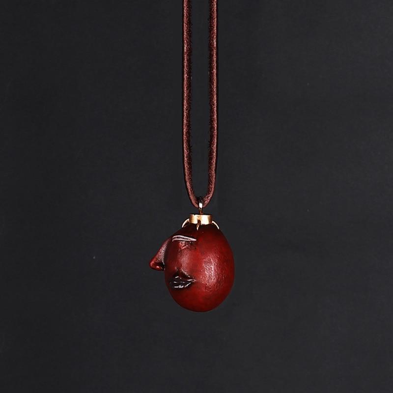 1997 Berserk Behelit Griffith Beherit Necklace Berserk Costume Egg Of King BH003