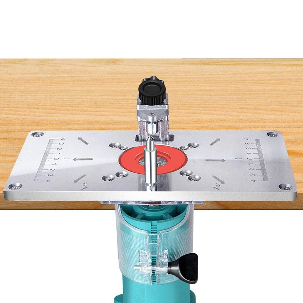 do roteador mesa placa inserção conjunto bancos