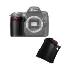 Pixco Body Rubber Cover Grip ShellReplacement Part Suit For Nikon D80 DigitalCamera