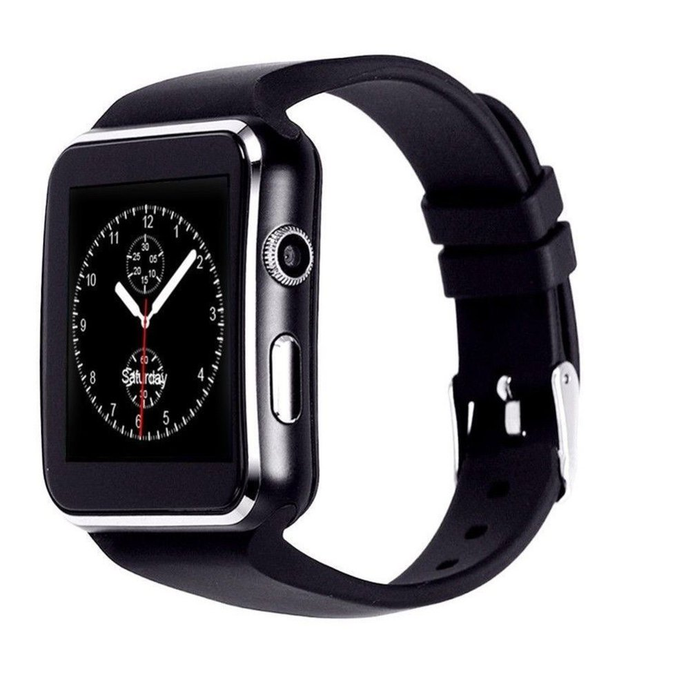 X6 Smart Watch With Camera Touch Screen Support SIM TF Card Bluetooth Smartwatch Man Electronic Wrist Watches Dropshipping