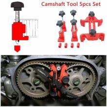 1 Set Universal Dual Cam Clamp Camshaft Engine Timing Locking Tool Useful Sprocket Gear Timing Car Accessories Sprocket Kit