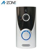 1080p беспроводной видео-дверной звонок камеры безопасности смарт WiFi дверной звонок Беспроводной домофон с IP дверной звонок дверь телефон камера ночного видения