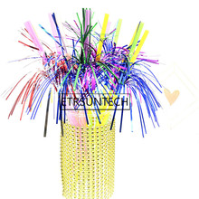 2000 шт Свадебные соломенные фейерверк коктейльные соломинки зонтик питьевой соломы вечерние Для детей день рождения/свадебной вечеринки напитки соломинки