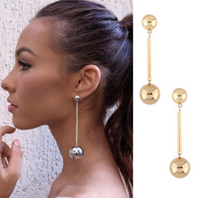 Pendientes Limited Earings 2019 New Arrivals Hottest Fashion Brincos Womens Long Earrings Drop For Women Accessory Jewelry