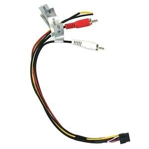 Image 3 - חם 3C for אאודי A6 A7 A8 Q7 05 09 AUX רכב אופטי סיבי מפענח תיבת מגבר מתאם