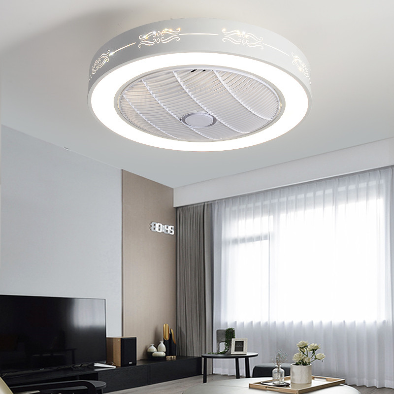 Smart <font><b>Ceiling</b></font> <font><b>Fan</b></font> Control with Cell Phone Wi-Fi Indoor home <font><b>ceiling</b></font> <font><b>fan</b></font> with Light image