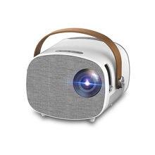 Thundeal милый мини проектор pk yg300 yg310 портативный видеопроектор