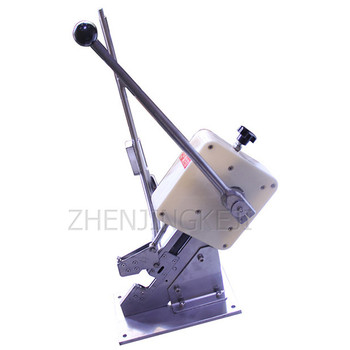 U Type Plastic Bag Sealer Zhakou Machine Upscale Bale Snap Supermarket Convenience Store Commercial Equipment