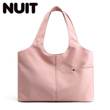 Ladies Nylon Casual Tote Crossbody Bags Female Designer Protable Lady Single Shoulder Bag Shopper Handbags