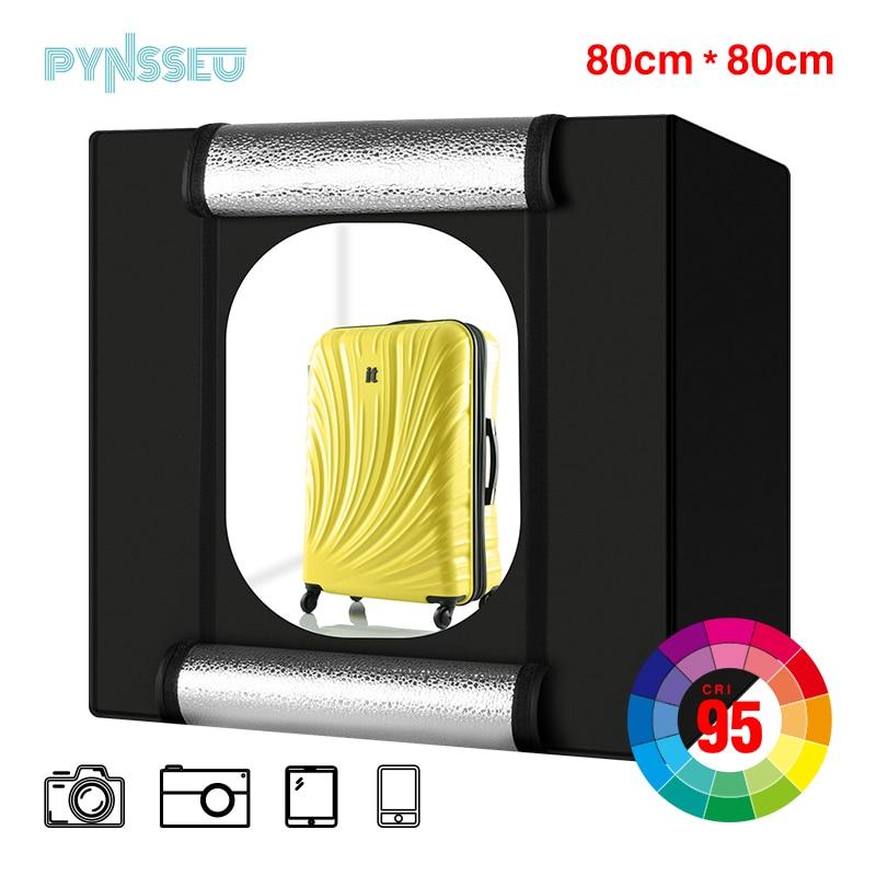 32 Foldable LED Photo Studio