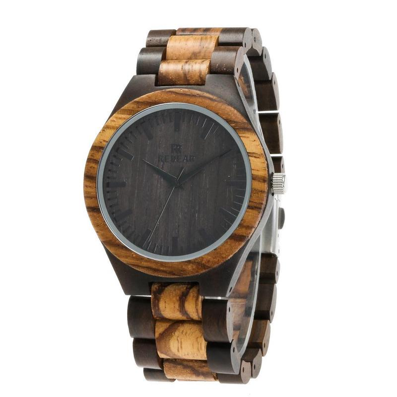 2019 The New Wooden Watches Cash Supply Amazon Hot Style Restoring Ancient Ways Is Wood Watch