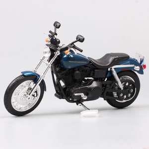 Image 4 - 1/12 ölçekli Maisto 2004 DYNA süper GLIDE spor FXDX motosiklet Diecast model motosiklet oyuncak hatıra hediye minyatür toplayıcı çocuk
