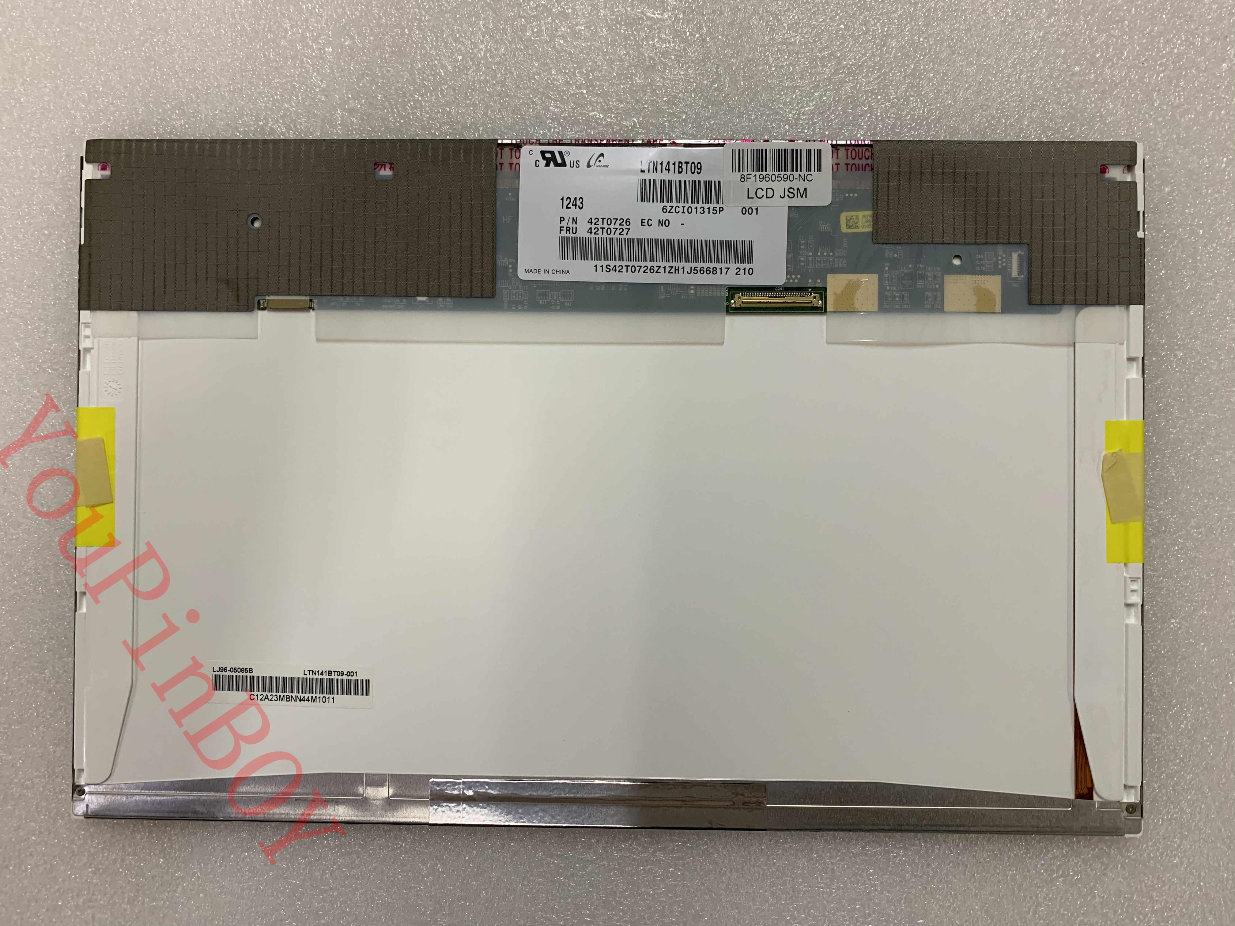 LCDOLED 14.1 LED LCD Screen B141EW05 V.4 LTN141AT15 for Lenovo ...
