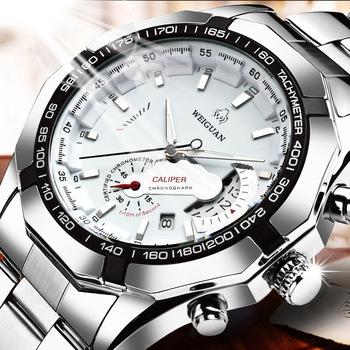 WG mechanizm automatyczny zegarek importowany ruch mechaniczny zegarek wodoodporny Luminous z podwójnym kalendarzem panie słynny zegarek tanie i dobre opinie