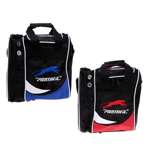Bag-Ball-Storage-Package Ball-Carrier Bowling-Accessories Single-Ball with Adjustable-Strap