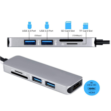 Type-c docking station USB3.0 converter 4k MacBook