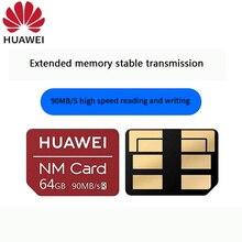 Huawei NM Memory Card 64 /128/256Gการ์ดหน่วยความจำP30Mate30/20Nova5การ์ดหน่วยความจำโทรศัพท์มือถือการ์ดแสดงผล