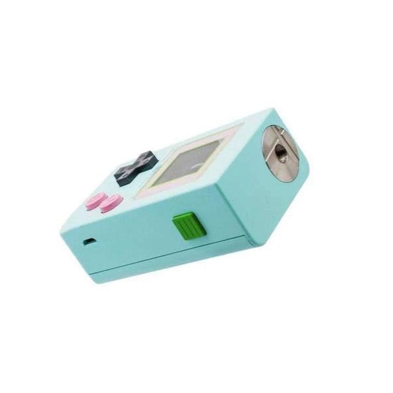 Image 3 - Original WIZMAN Puff Boy 200W Mod Dual 18650 Battery Box Mod  Electronic Cigarettes Support 0.1ohm   3.0ohm E Cigarettes  PuffBoyElectronic Cigarette Accessories