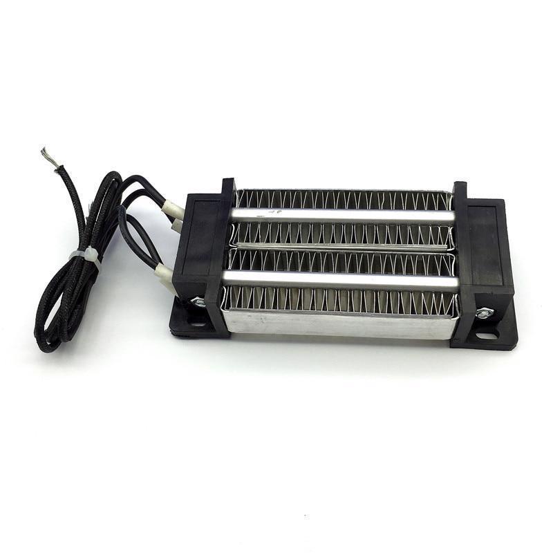 12/24/110/220V 200W PTC calentador termostático elemento calefactor multipropósito