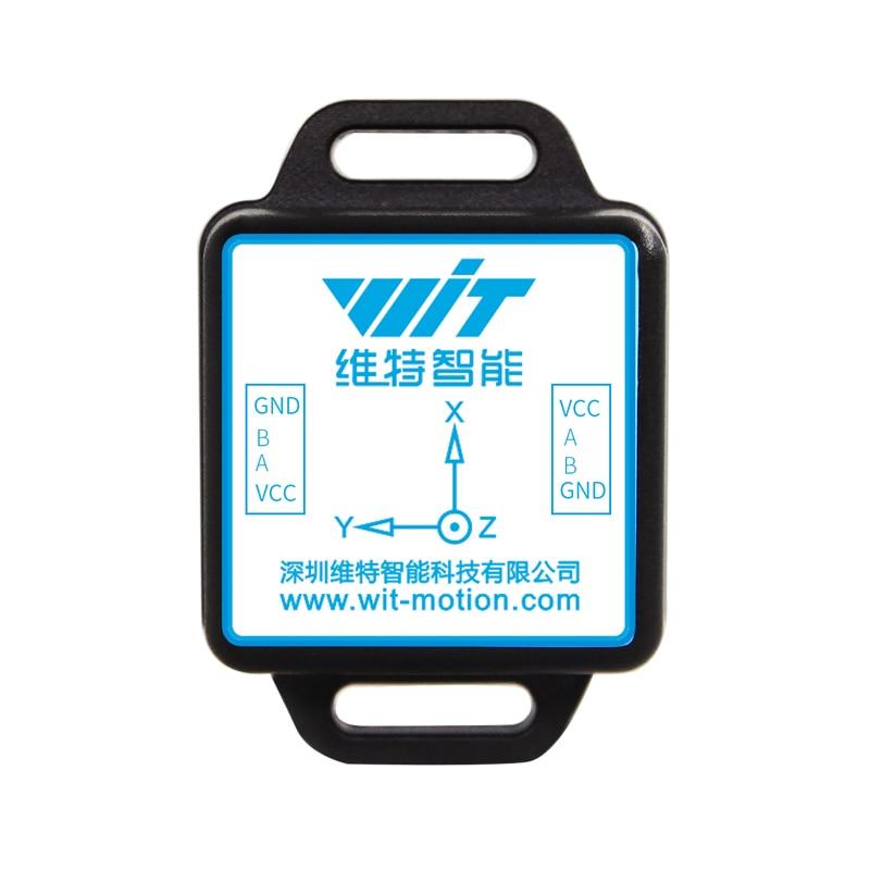 9-axis Accelerometer, Gyroscope Sensor, Modbus,WT901C485
