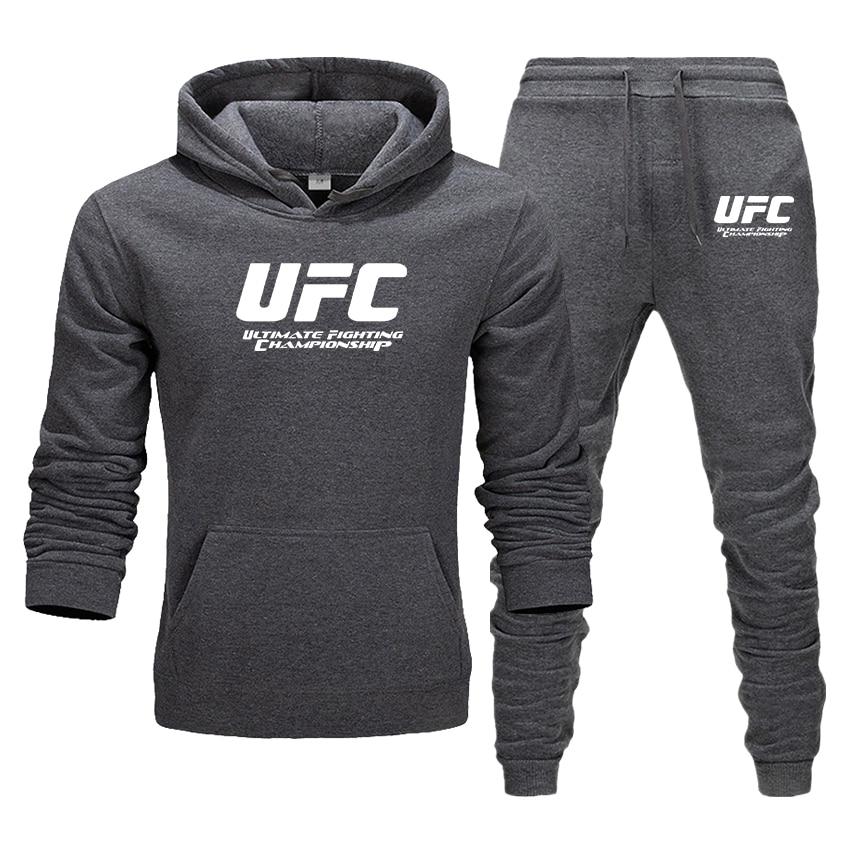 Track Suits Men Autumn/winter Hoodies   Pants Suit Spring Sweatshirt Sportswear Set Male Hoodies Hoodie For Young Students