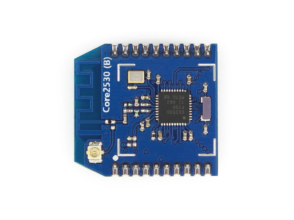 ZigBee Module Core2530 (B) CC2530F256 Onboard XBee Compatible Interface As Easy To Use As Any UART Module Zigbee Wireless Module