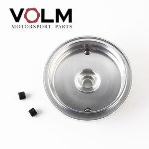 Image 4 - auto Aluminum oil filter adapter for oil pressure and oil temperature for bmw e46 e36 e34 car accessories cap03