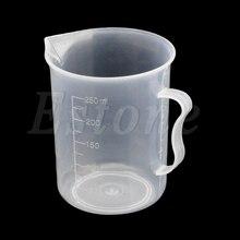 150/250/500/1000/2000ML Plastic Measuring Cup Jug Pour Spout Surface Kitchen 1Pc 652E