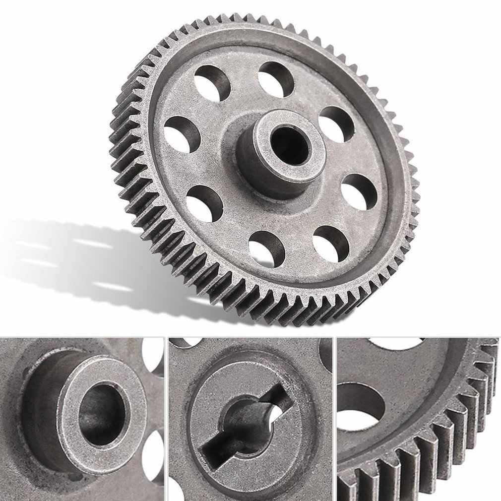 64T 鋼モーターギア部品ピニオンアクセサリー HSP94111 のための適切な 94123 と 1:10 Rc カーアクセサリー部品