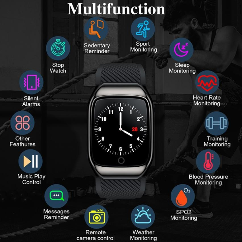 S300 Bluetooth Call Smart Bracelet TWS Smart Earphone 2-in-1 Pedometer Heart Rate Blood Pressure Call Reminder Smart Band Watch (2)