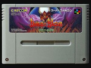 Image 1 - 16Bit Games ** Demons Blazon ( Japan NTSC Version!! )