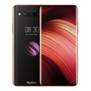 Image 2 - هاتف ذكي أصلي ZTE Nubia Z20 بشاشة 6.42 بوصة سنابدراجون 855 Plus ثماني النواة IPS 2340X1080 8GB 128GB 3 كاميرات 48MP 4000mAh