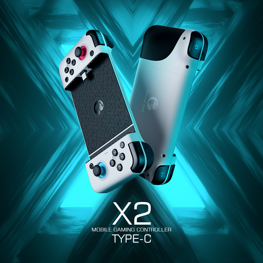 GameSir X2 Type C Mobile Gamepad Game Controller for Xbox Game Pass, PlayStation Now, STADIA, GeForce Now, Parsec, LiquidSky|Gamepads| - AliExpress