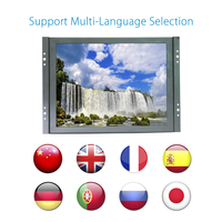 13 inch LCD touch screen monitor
