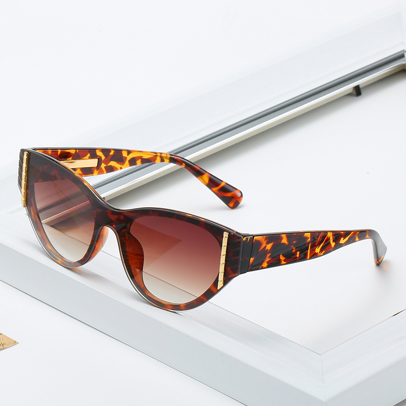 MOUGOL brand cat eye sexy sunglasses Cateye 2019 women 39 s luxury designer sunglasses high quality metallic women 39 s sunglasses in Women 39 s Sunglasses from Apparel Accessories