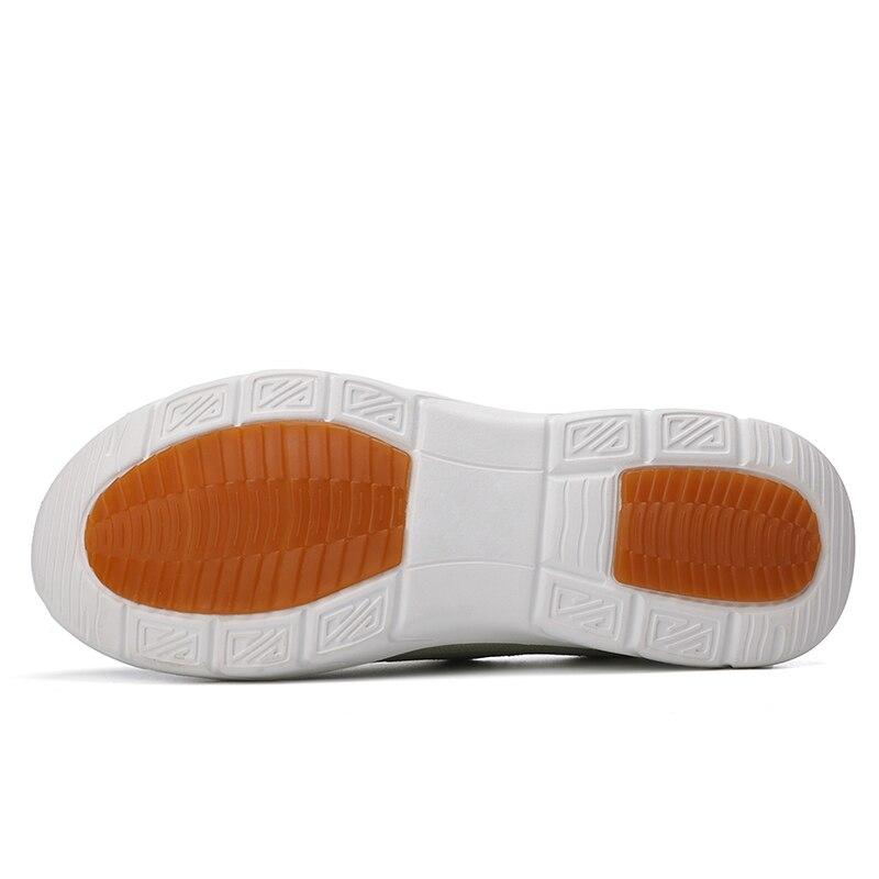 Image 5 - STQ 2020 Autumn Women Shoes Sock Sneakers Women Slip On Casual Flat Shoes Plus Size Loafers Flats Walking Shoes Female 1909Womens Flats   -