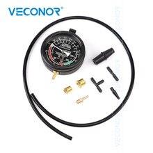 TU 1 Vacuüm & Brandstofpomp Druk Tester Manometer Test Tool Kit Carburettor Ventiel Auto Druk Tester