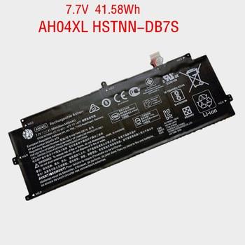 7.7V 41.58WH 5400mAh Genuine AH04XL Battery for HP Laptop TPN-Q184 HSTNN-DB7S 902500-855 902402-2C2