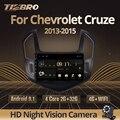 TIEBRO 2Din Android 9,0 автомобильное радио для Chevrolet Cruze J300 J308 2012-2015 автомобильный мультимедийный плеер навигация без 2din Dvd плеер