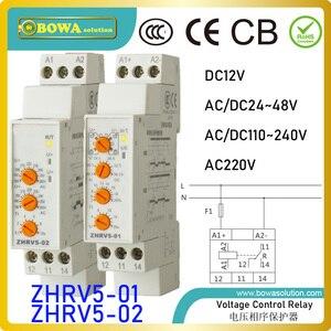 ZHRV5-01/02 voltage control re