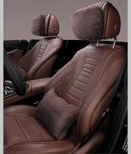 Автомобильный подголовник maybach design s class подушка под