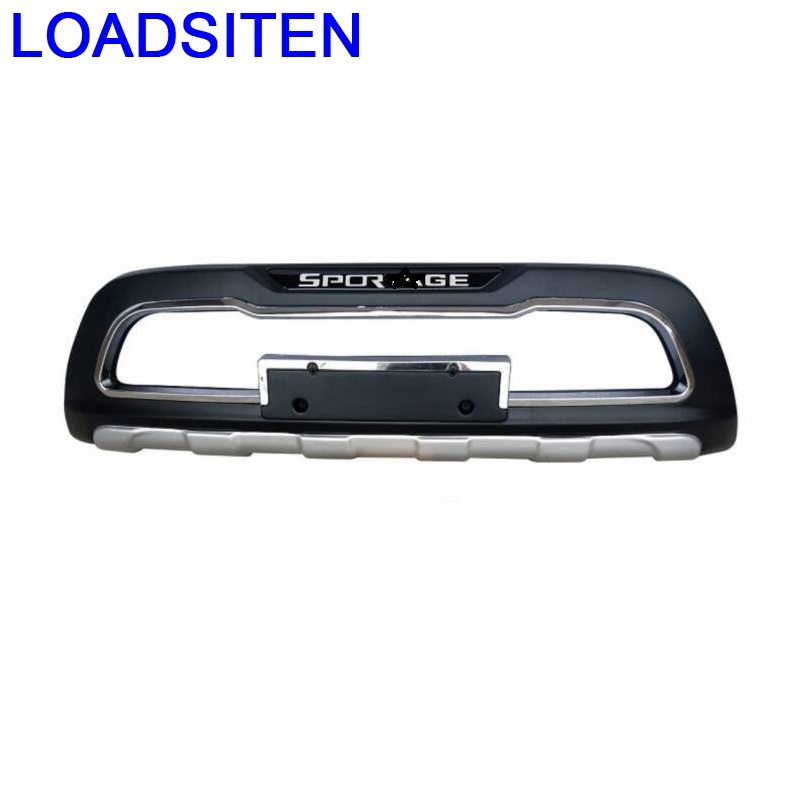 Decoration Styling Auto Modification Rear Diffuser Front Lip Tuning Car Bumpers 08 09 10 11 12 13 14 15 16 FOR Kia Sportage in Bumpers from Automobiles Motorcycles