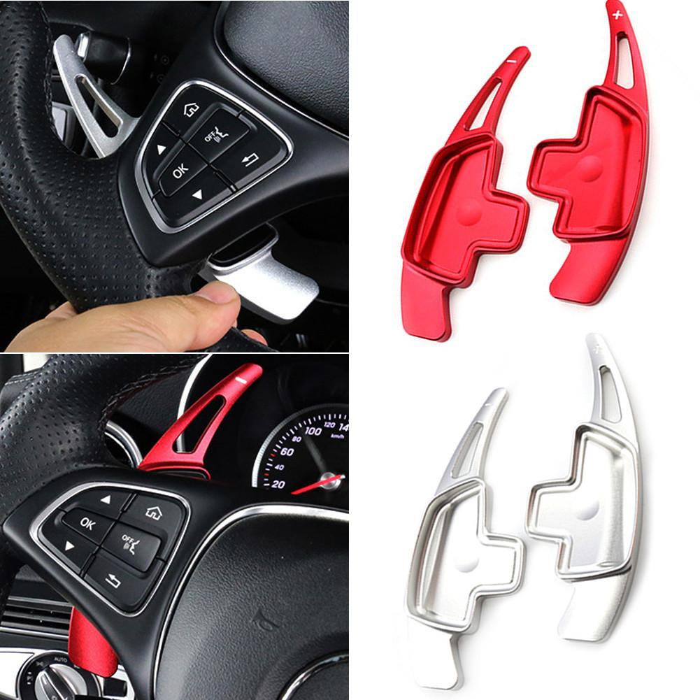 High Quality Steering Wheel Paddle Shifter Extension For Mercedes Benz Aluminum-Alloy Shift Paddle Blade