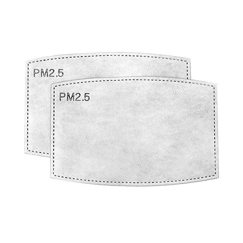 Одноразовые маски PM2.5, маска для лица, фильтр для рта, респиратор с активированным углем, фильтр от пыли, маска для рта, фильтр