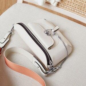 Image 2 - 2020 fashion women bag luxury handbags women bag designer crossbody bags for women 2020 classic saddle